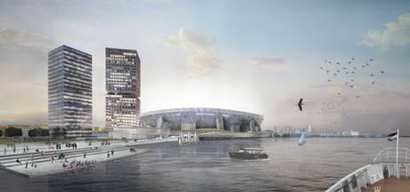 Nieuw Feyenoord-stadion mikt jaarlijks op 700.000 eters