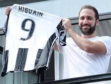 Higuain: Ik snap best dat fans woest zijn