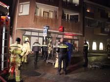 Opslagruimte HEMA in Renkum getroffen door brand