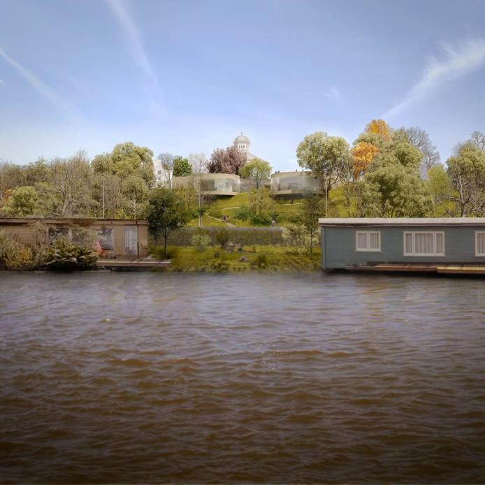 Search.nl wil de dichtgemetselde ramen van het museum heropenen om de 'ruimtelijkheid ervan te herstellen'. Het uitzicht moet optimaal worden, met de Rijnzaal als climax in de museumroute.