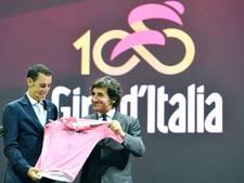 Negen bergetappes in 100ste Giro, Dumoulin en Kruijswijk tevreden