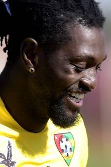 Adebayor blijft altijd bescheiden: Ik ben geboren in huis zonder toilet