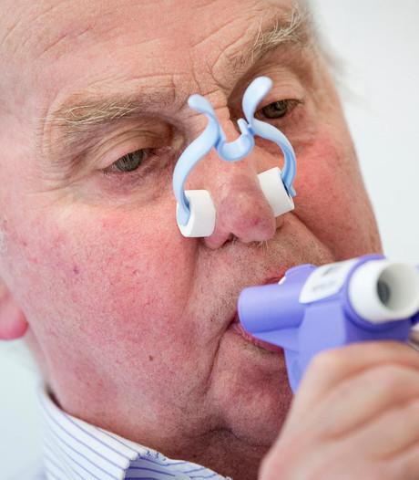 Eén dag ziekenhuis geeft astmapatiënt weer lucht