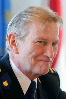 Oud-korpschef Bouman onder de loep in geldsmijtrel