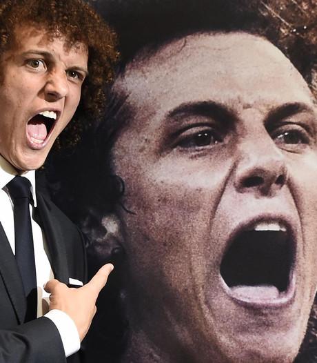 David Luiz keert terug bij Chelsea