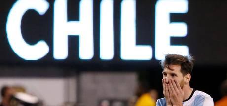 Maradona noemt tijdelijk afscheid Messi 'beetje dom'