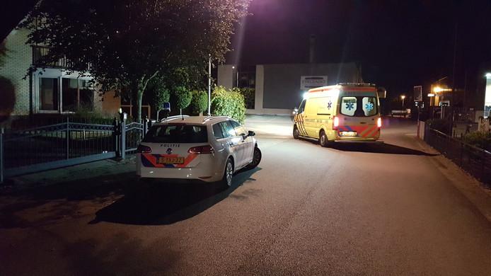 Een 14-jarig meisje raakte gewond bij een ongeluk met een quad in Dodewaard.