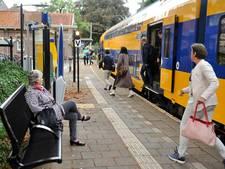 Dubbeldekker maakt hoorndol op spoor Baarn-Utrecht