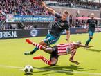 FC Utrecht lijft 'robuuste' Robin van der Meer in