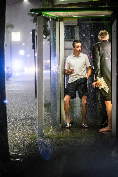 KNMI waarschuwt opnieuw voor hagel en windstoten