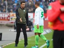 Wolfsburg-coach straft Bruma niet af na rode kaart
