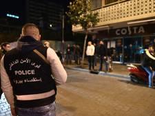Man met bomgordel gearresteerd in vol restaurant Beiroet