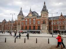 In 2020 weer verbouwingen aan Amsterdam Centraal