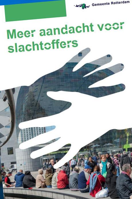 Rotterdam lanceert actieplan voor betere slachtofferhulp