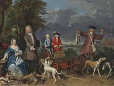 Haags schilderij keert terug