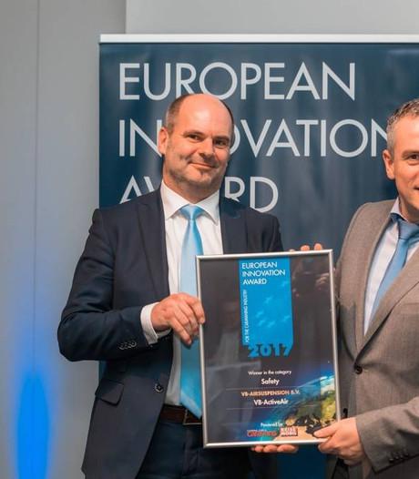 Europese prijs voor VB-Airsuspension uit Varsseveld