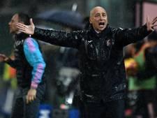 Corini stapt binnen twee maanden op bij trainerskerkhof Palermo