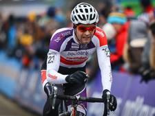 Bosmans profiteert van afwezigheid Van der Poel en Van Aert