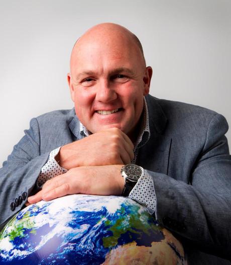 André Kuipers geeft 250 Delftse kinderen les