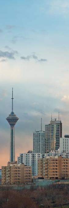 Reiziger mijdt Istanboel, Teheran in opkomst