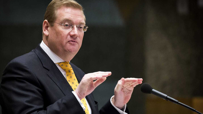 Minister van Veiligheid en Justitie Ard van der Steur