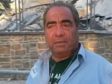Inwoner Amatrice: 'Er is niks van het historische centrum over'