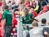 Juninho Bacuna: Er kwam na rode kaart veel emotie los