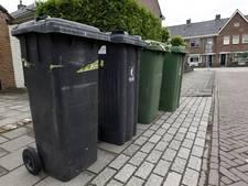 Wamelnaren hoeven boete voor plastic bij gft-aval niet te betalen