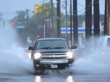 Zeker 4 doden in Californië door noodweer