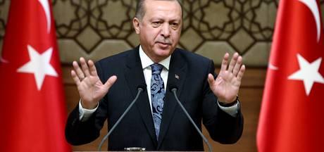 Turks parlement stemt in met uitbreiding macht Erdogan