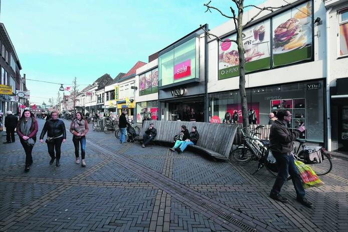 De Hemarkt komt in de voormalige V&D in Doetinchem.