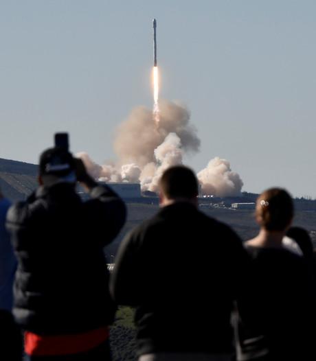 SpaceX lanceert eerste raket na explosie