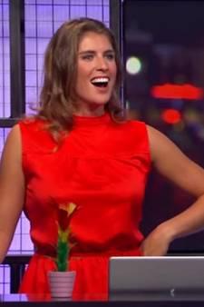 762.000 kijkers zien 'stuiterbal' Marieke in RTL Late Night