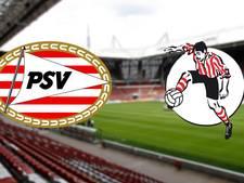 PSV ontvangt goed presterende promovendus Sparta