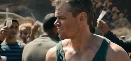 Matt Damon moest keihard trainen om weer Jason Bourne te worden