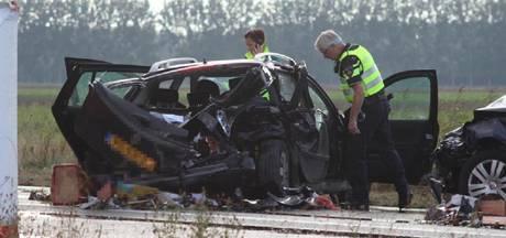 Persoon overleden bij ernstig ongeval in Westdorpe