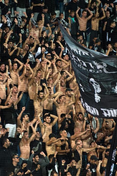 Extra politie op de been rond wedstrijd Ajax-PAOK Saloniki
