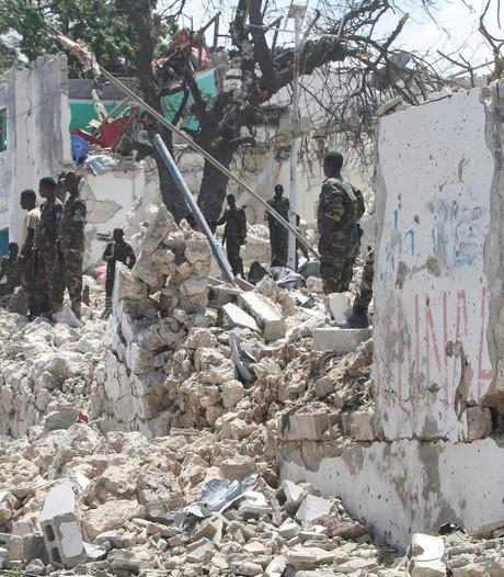 Meer dan 20 doden door bomaanslag Somalië