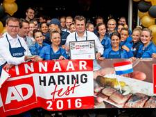 Simonis wederom Nederlands haringkampioen