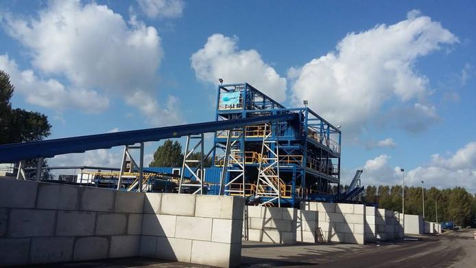 De Forz Factory op de Zweekhorst.