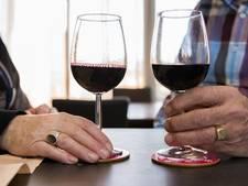 Welgestelde ouderen blijken stevige drinkers