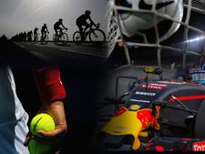 Sport Vandaag: Bekervoetbal, World Series en WTA Finals