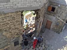Medeleven voor slachtoffers aardbeving Italië stroomt binnen
