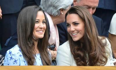 Pippa Middleton gehackt: privéfoto's royal family op straat