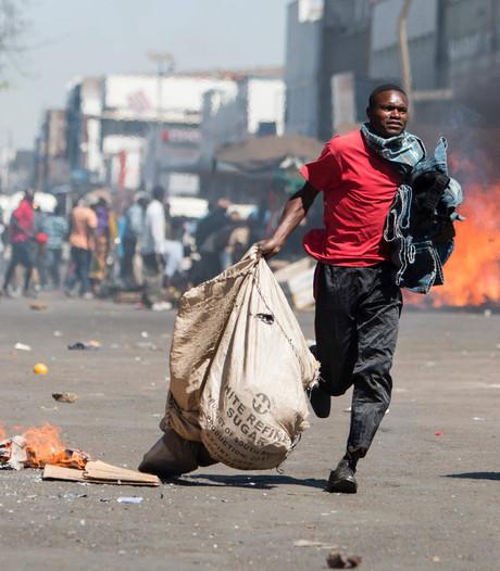 'Geen Arabische Lente in Zimbabwe'