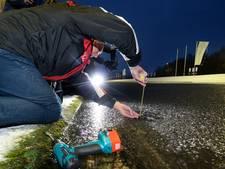 Geen marathon in Haaksbergen door invallende dooi