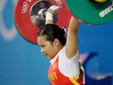 Olympisch kampioenen gewichtheffen positief getest