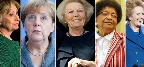Vijf indrukwekkende toespraken van politieke vrouwen