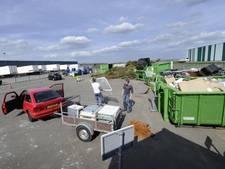 Openhouden milieustraat Malden kost 47.500 euro