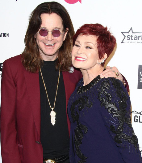 Ozzy Osbourne: Alles is goed tussen mij en Sharon
